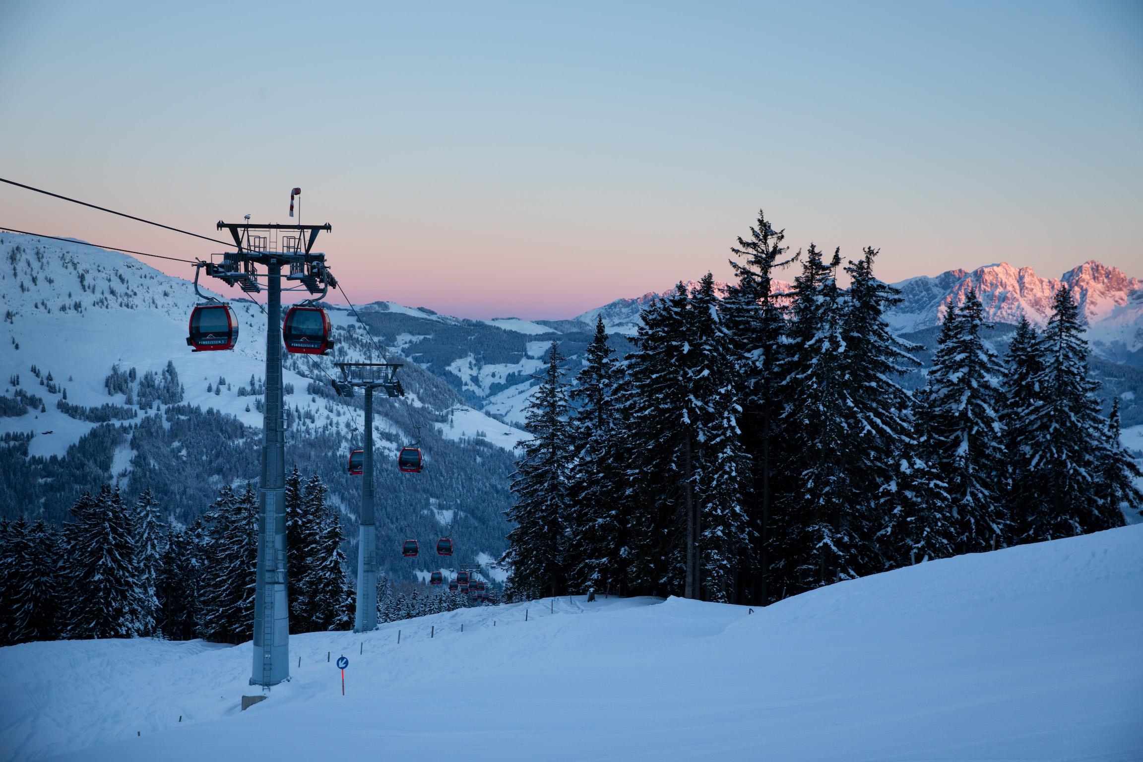 Wintersport: Die 5 Top-Trends für dein Outdoor-Workout!