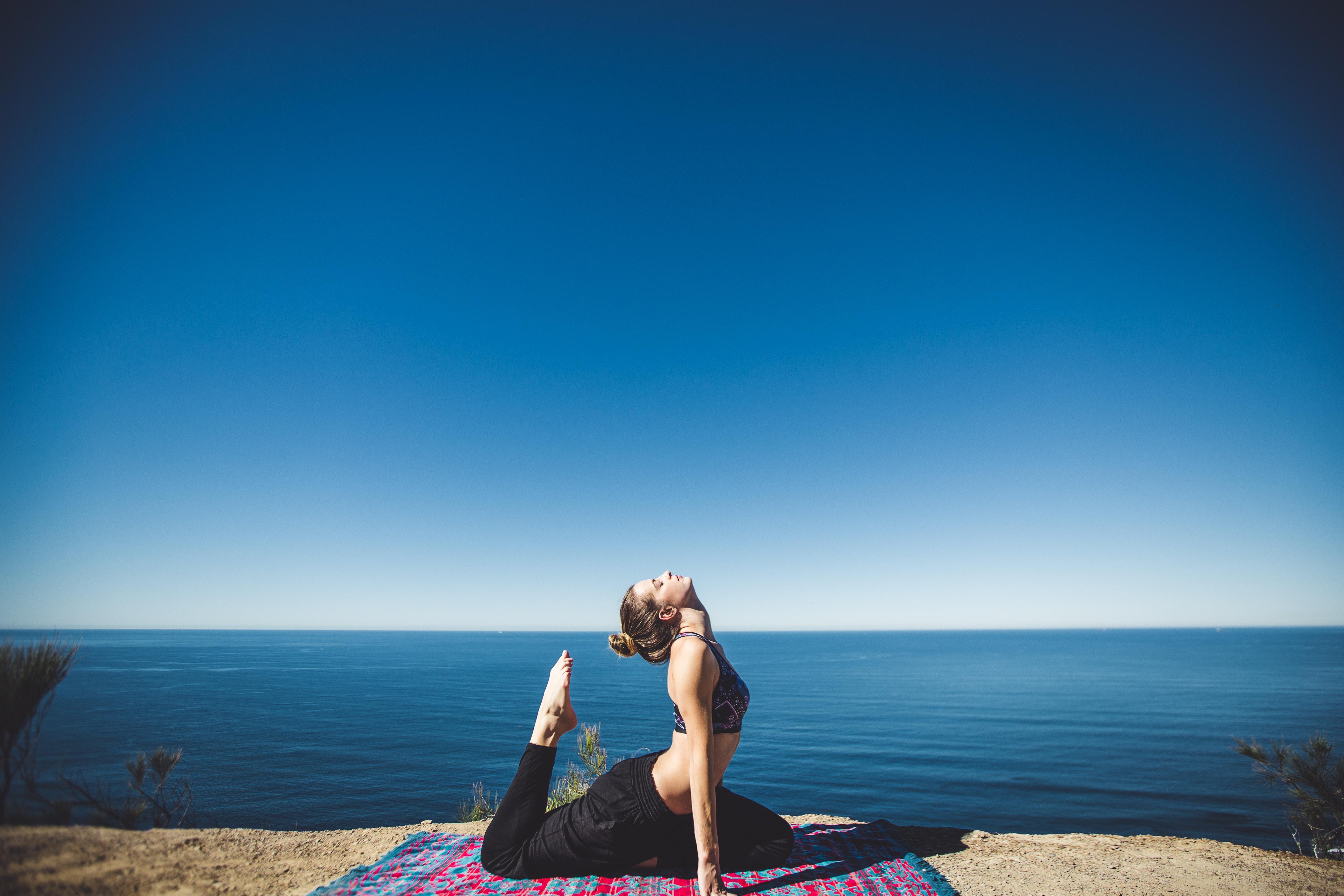 10 Gründe, warum du heute noch mit Yoga beginnen solltest
