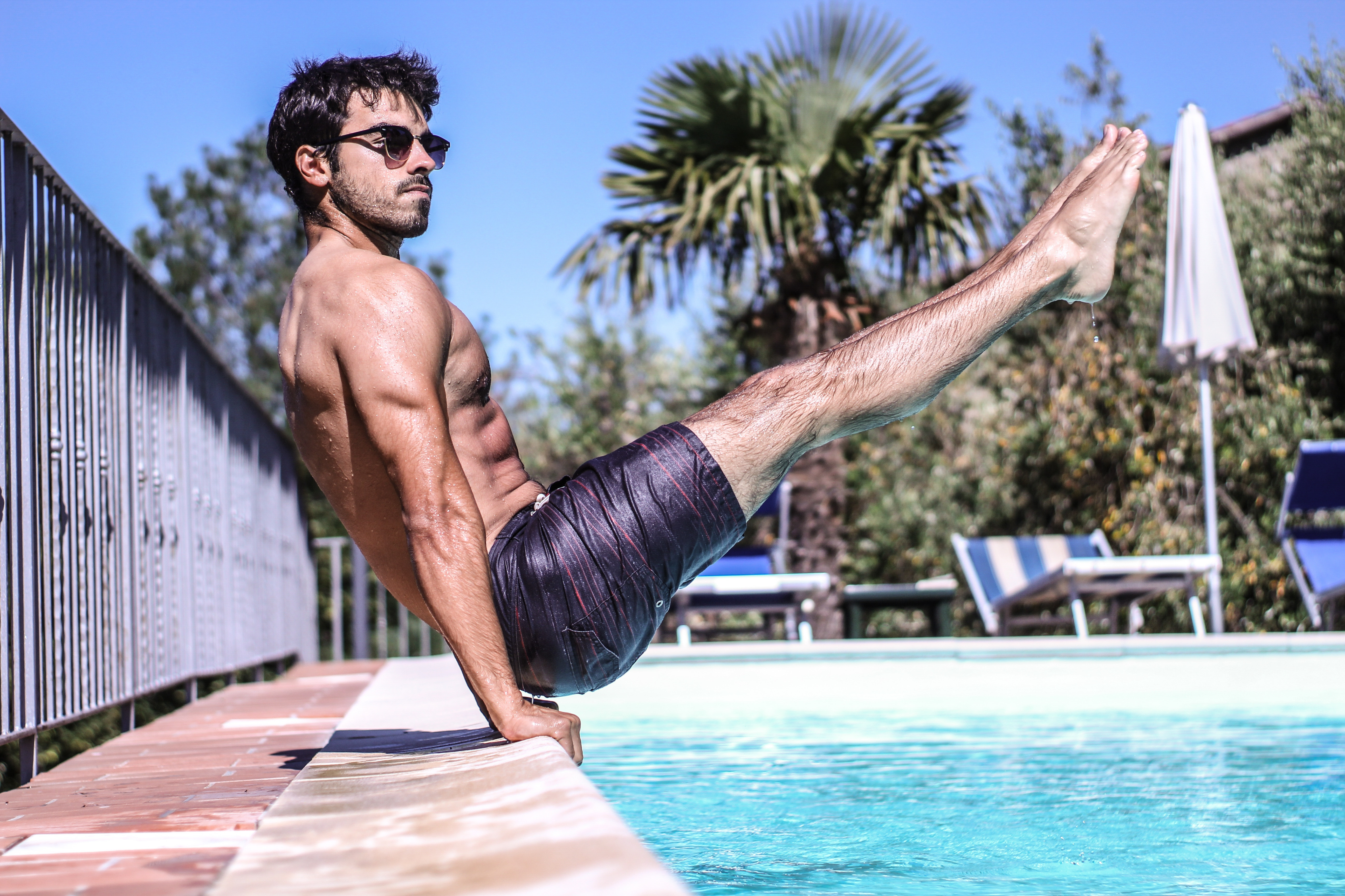 5 Top Kraftübungen für deinen Freibad-Body!