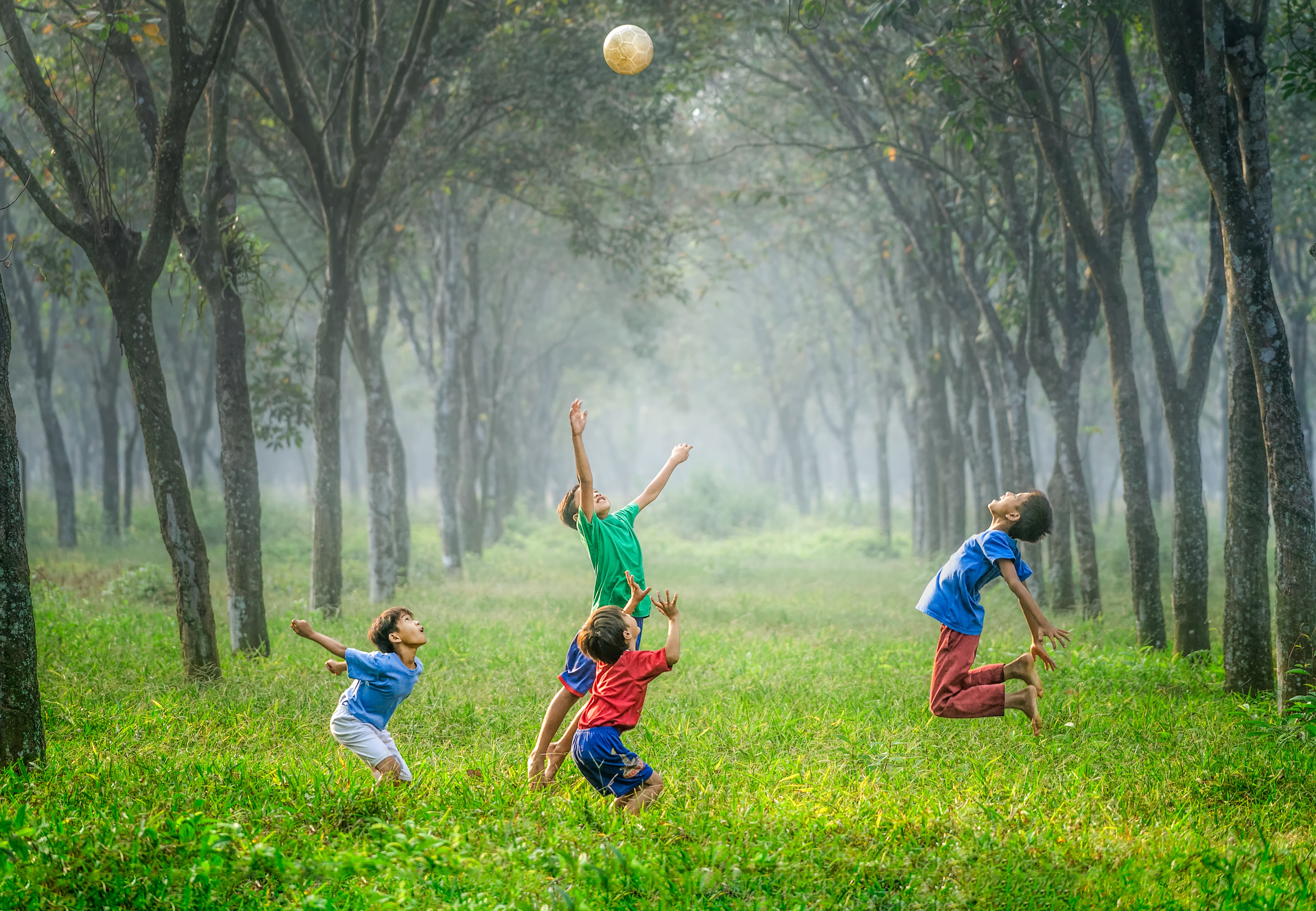 7 Bewegungs-Fragen, die du bei Kindern unbedingt berücksichtigen solltest!