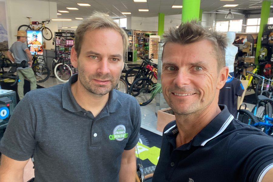 E-Bike – Innovatives Sporttool oder Aufstiegshilfe für ausdauerschwache Biker? Ein Interview mit Michael Friesenbichler